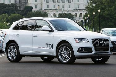 2014 Audi Q5 PREMIUM PLUS SUV Merriam KS