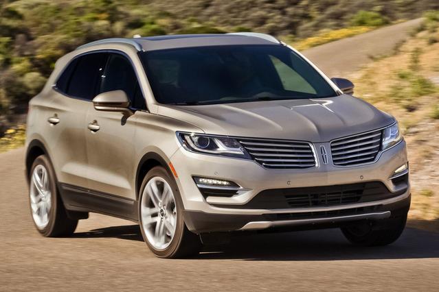 2016 Lincoln MKC SELECT SUV Slide 0