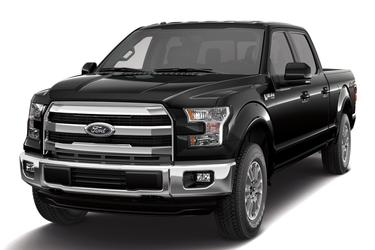 2015 Ford F-150 XL Extended Cab Pickup Slide