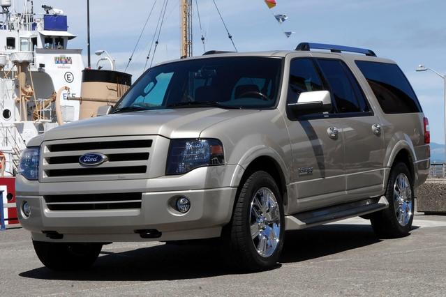 2014 Ford Expedition LIMITED Sport Utility Slide 0