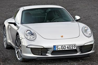 2016 Porsche 911 CARRERA BLACK EDITION Coupe Merriam KS