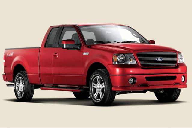 2007 Ford F-150 XLT Cary NC