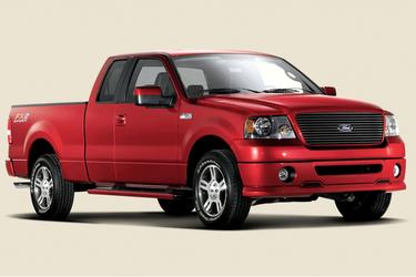 2007 Ford F-150  4 Door Extended Cab Pickup