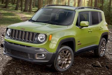 2016 Jeep Renegade JUSTICE SUV Apex NC