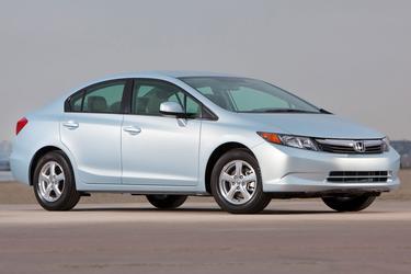 2012 Honda Civic HF Sedan Wilmington NC