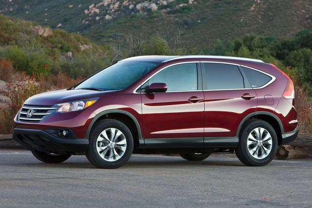 2014 Honda CR-V EX-L SUV Hillsborough NC