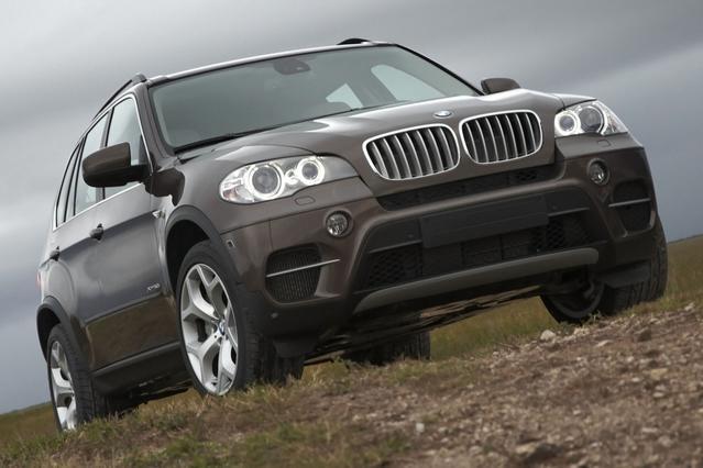 2013 BMW X5 XDRIVE50I Sport Utility Slide 0