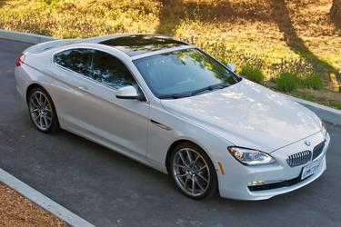 2014 BMW 6 Series 650I Convertible Slide