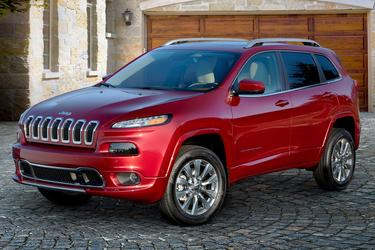 2016 Jeep Cherokee SPORT SUV Merriam KS