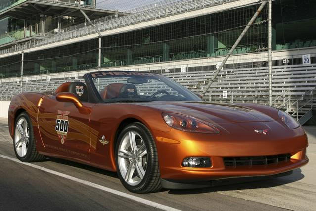 2007 Chevrolet Corvette  2dr Car Slide 0