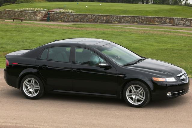 2008 Acura TL Slide 0