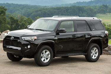 2014 Toyota 4Runner  Not Specified Slide