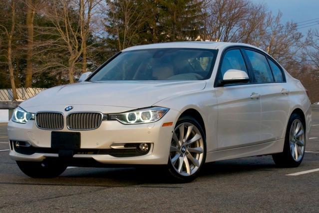 2014 BMW 3 Series 328I 4dr Car Slide 0