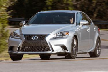 2016 Lexus IS 350 Slide