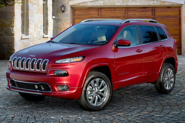 2016 Jeep Cherokee ALTITUDE Sport Utility Slide 0