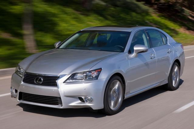2013 Lexus GS 350 4dr Car Slide 0