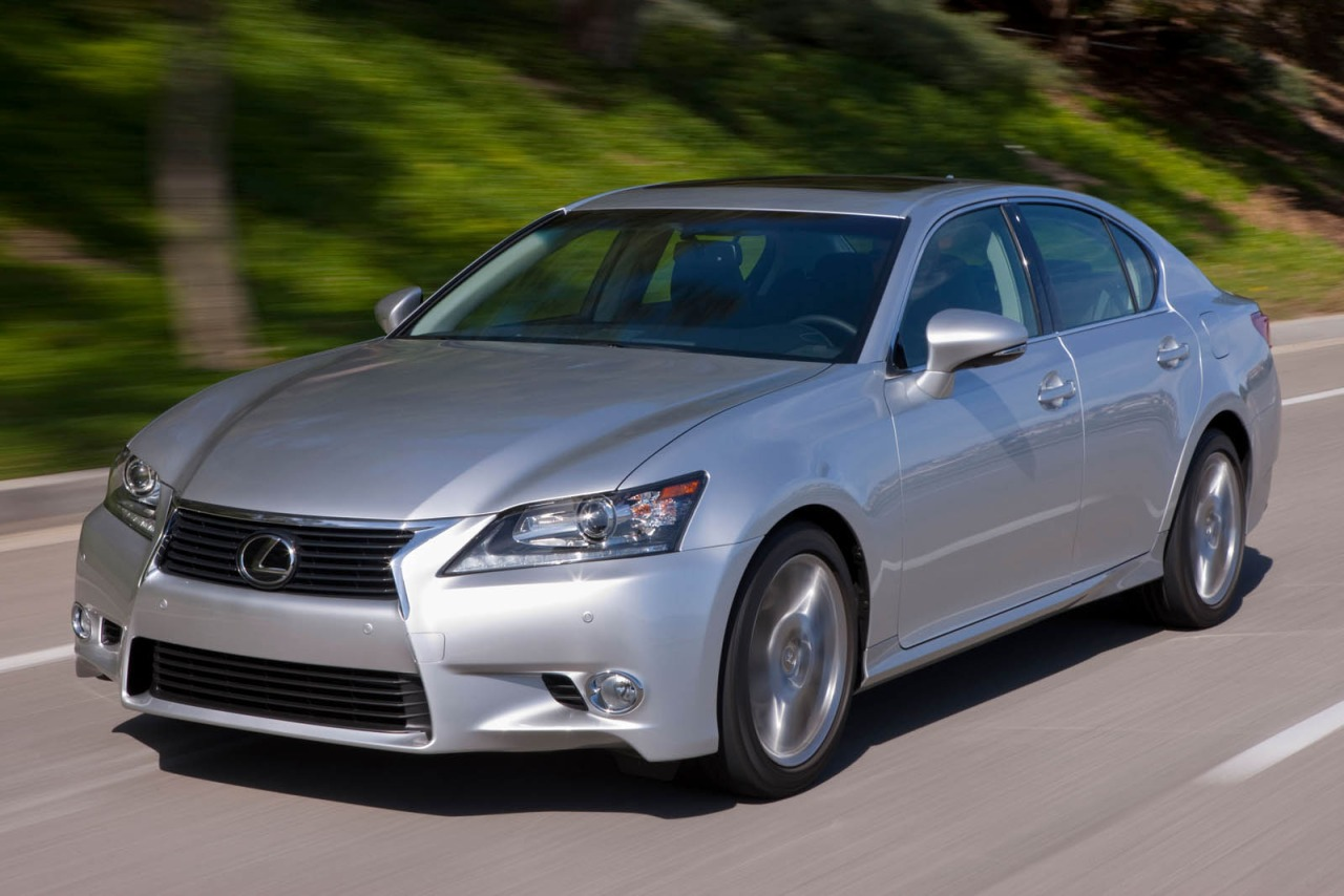 2013 Lexus Gs 350 4DR SDN RWD 4dr Car Slide 0