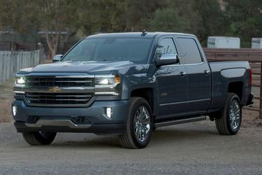 Gray 2016 Chevrolet Silverado 1500 LT  Wake Forest NC