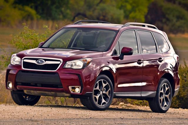 2015 Subaru Forester 2.0XT TOURING SUV Garner NC