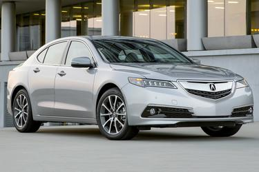 2016 Acura TLX V6 TECH Sedan Apex NC