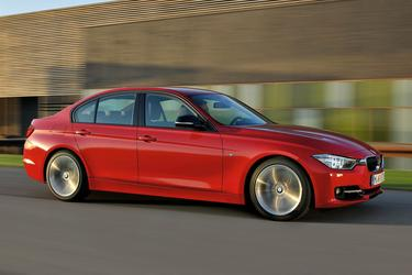 2012 BMW 3 Series 328I Sedan Slide