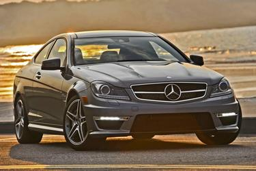 2012 Mercedes-Benz C-Class C 300 LUXURY Sedan Merriam KS