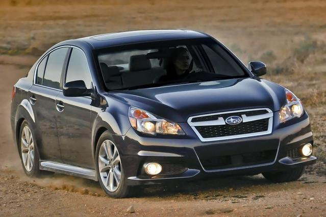 2013 Subaru Legacy 2.5I Slide 0