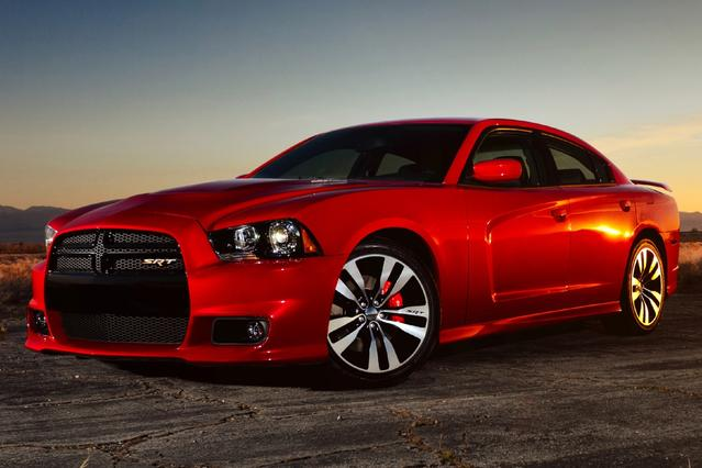 2012 Dodge Charger SE Slide 0