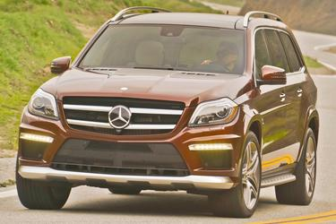 2015 Mercedes-Benz GL-Class GL 450 SUV Wilmington NC