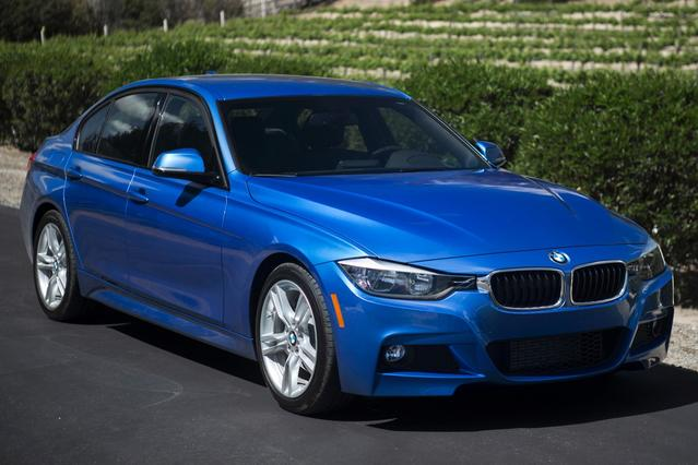 2015 BMW 3 Series 320I Slide 0