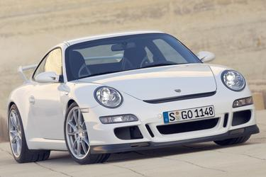 2007 Porsche 911 TURBO Coupe Slide