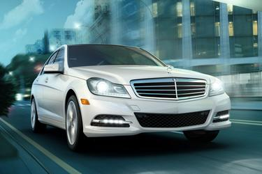 2014 Mercedes-Benz C-Class C 350 Lexington NC