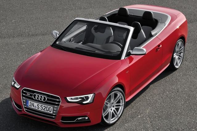 2013 Audi S5 3.0T PRESTIGE Convertible Slide 0