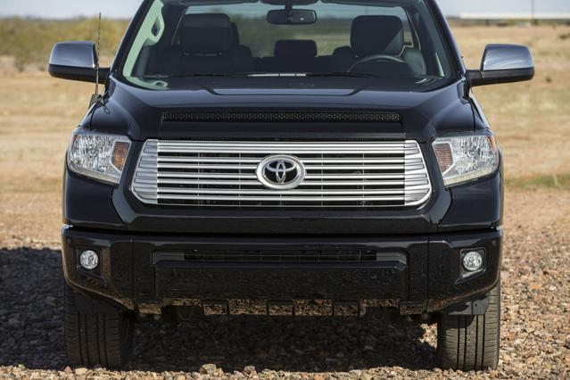 2015 Toyota Tundra SR5 Crew Cab Pickup Slide 0