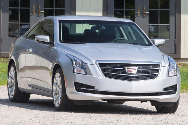2016 Cadillac ATS Coupe PREMIUM COLLECTION AWD Coupe Slide 0