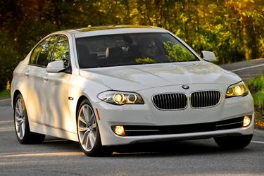 2013 BMW 5 Series 528I Sedan Slide