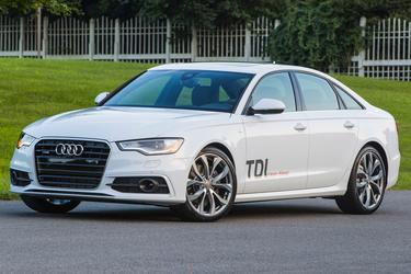2015 Audi A6 2.0T PREMIUM PLUS Sedan Apex NC