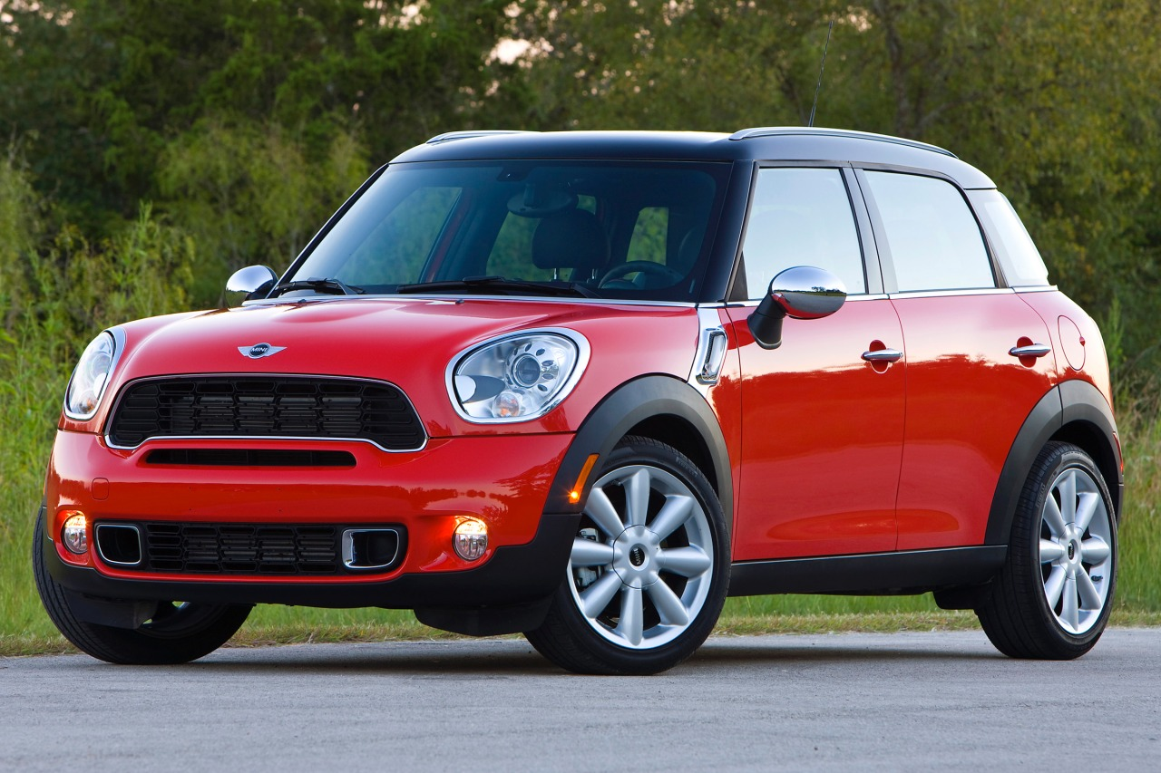 2013 Mini Cooper Countryman S 4dr Car Slide 0