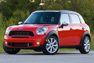 2013 MINI Cooper Countryman S Sedan Apex NC
