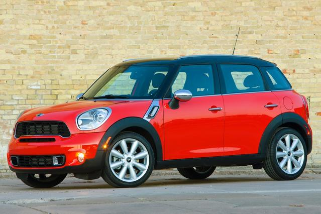 2013 Mini Cooper Countryman S 4dr Car Hillsborough NC