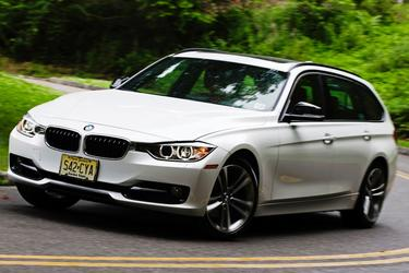 2015 BMW 3 Series 328D Sedan Apex NC