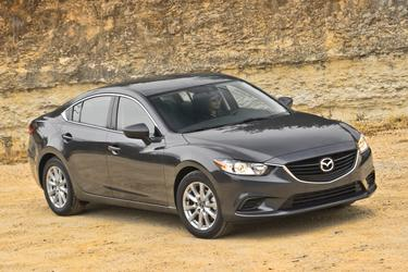 2015 Mazda Mazda6 I SPORT Sedan Apex NC