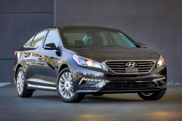 2015 Hyundai Sonata SPORT Hillsborough NC
