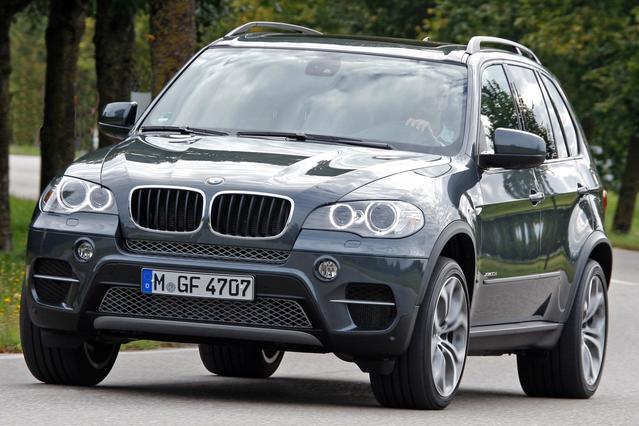 2013 BMW X5 XDRIVE35I SUV Slide 0