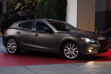 2015 Mazda Mazda3 I GRAND TOURING i Grand Touring 4dr Hatchback 6M Green Brook NJ