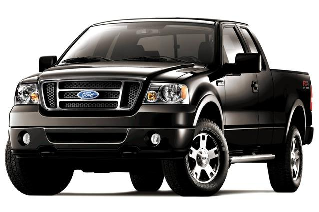 2008 Ford F-150 LARIAT Slide 0