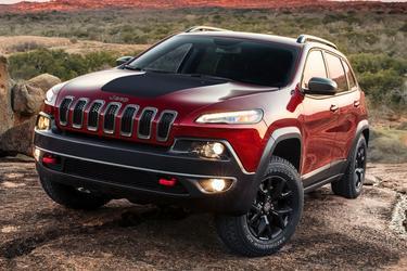 2016 Jeep Cherokee OVERLAND SUV Merriam KS