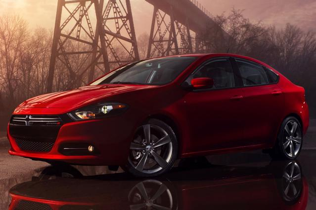 2015 Dodge Dart SXT 4dr Car Slide 0