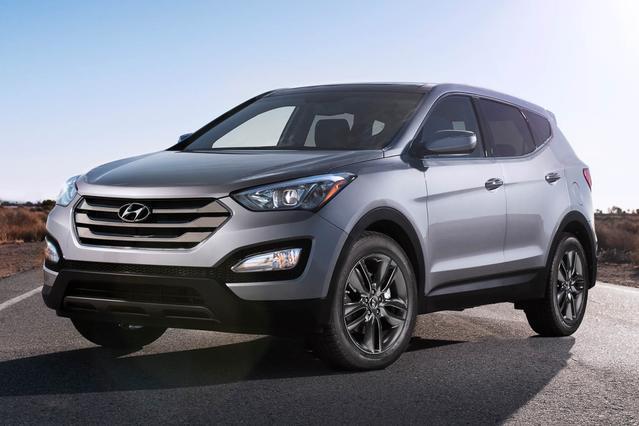 2014 Hyundai Santa Fe Sport 2.4L Sport Utility Slide 0