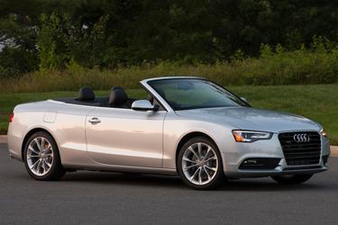 2015 Audi A5 PREMIUM PLUS Convertible Merriam KS